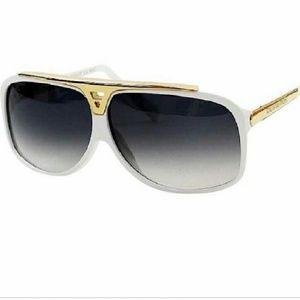 "Louis Vuitton LV ""evidence"" sunglasses"